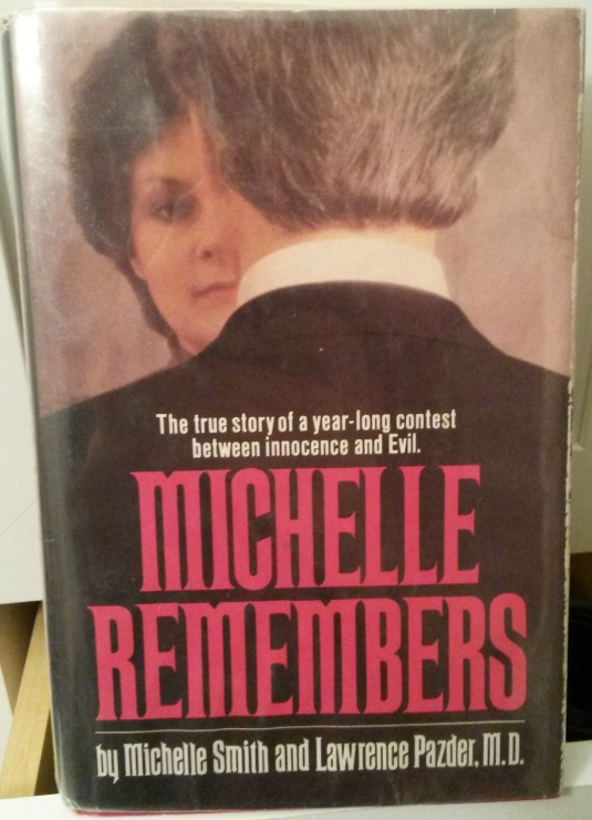 michelle remembers front cover