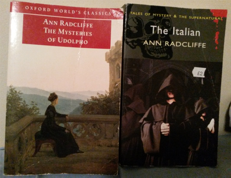 ann-radcliffe-novels