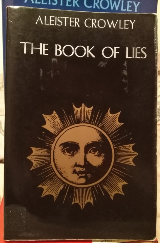 crowley book of lies