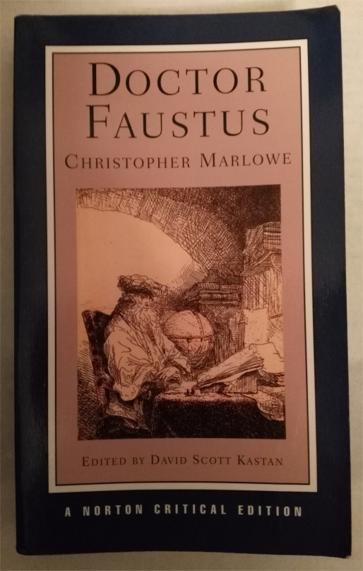 marlowe faust