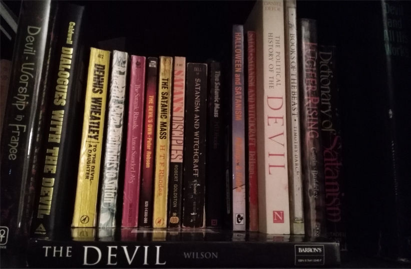 devil books