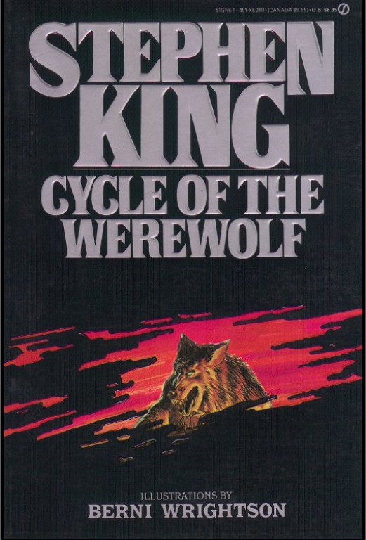 cycle of the werewolf stephen king