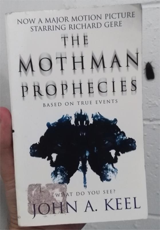 the mothman prophecies keel
