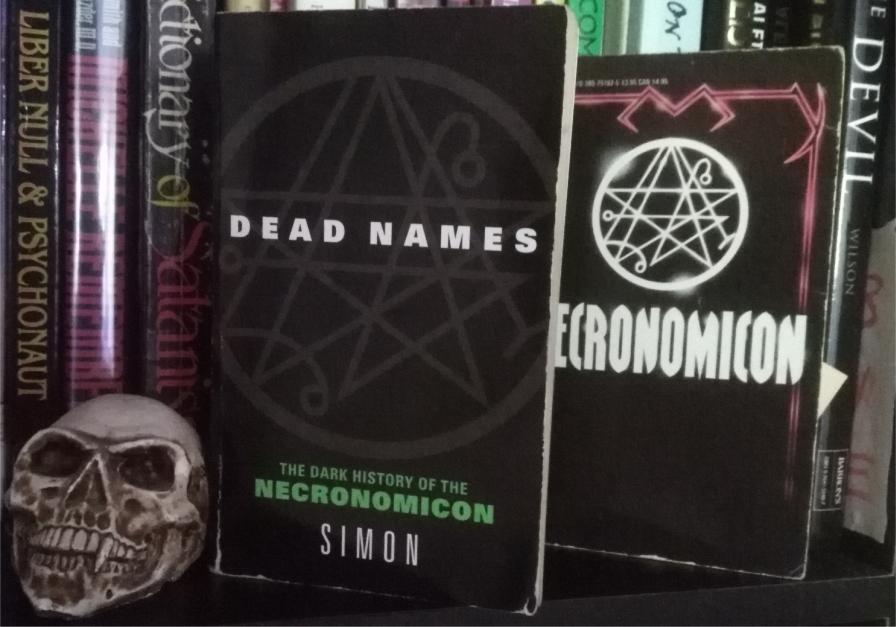 dead names necronomicon simon