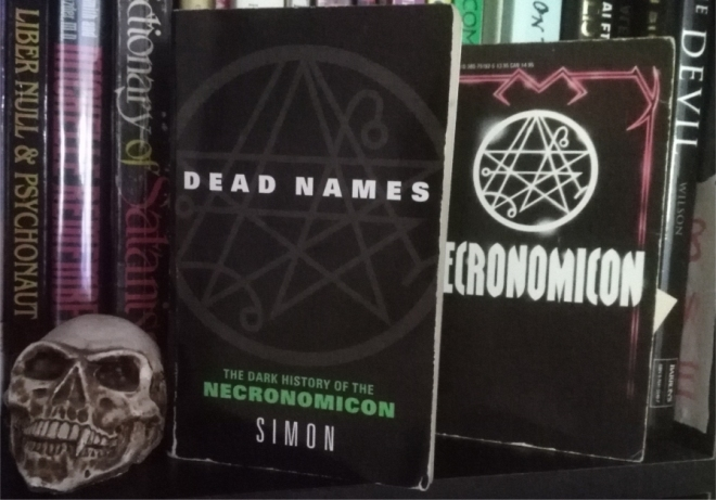 dead names necronomicon simon