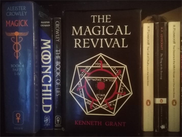kenneth grant magical revival crowley lovecraft
