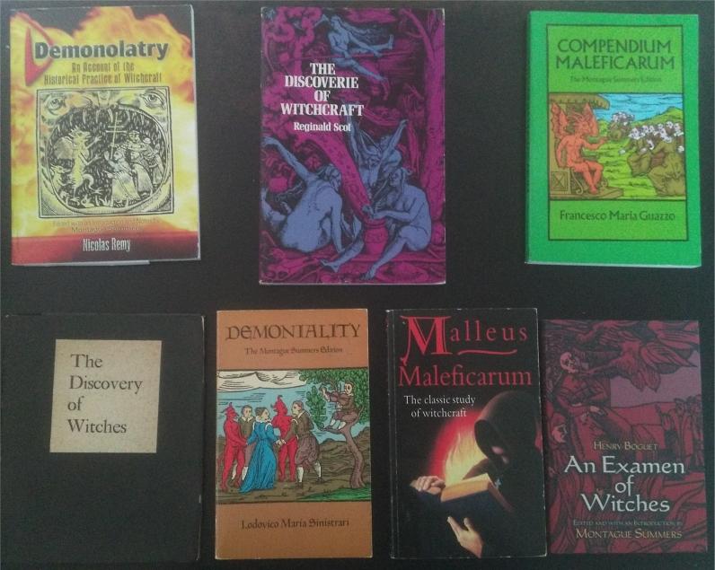 witchcraft montague summers