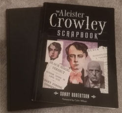 the aleister crowley scrapbook
