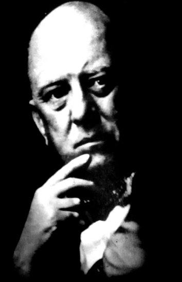 thoughtful aleister crowley