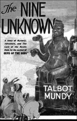 talbot mundy nine unknown