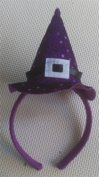witch hat baby