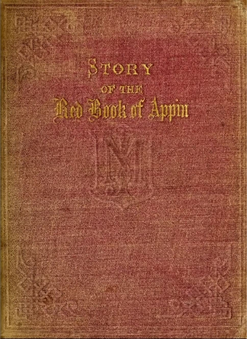 red book of appin - ethan allen hitchcock
