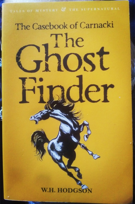 carnacki ghost finder hope hodgson