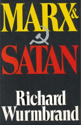marx and satan wurmbrand