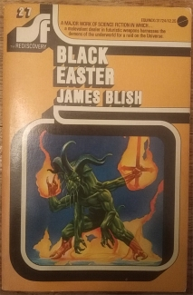 black easter - james blish
