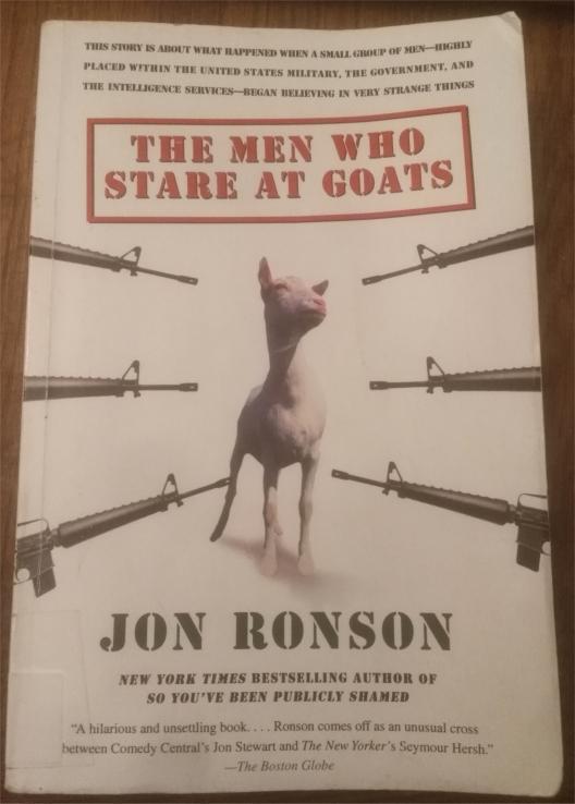 men who stare at goats jon ronson