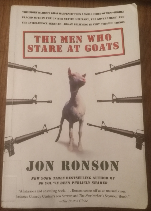 men who stare at goats jon ronson
