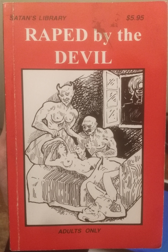 raped by the devil - satans library