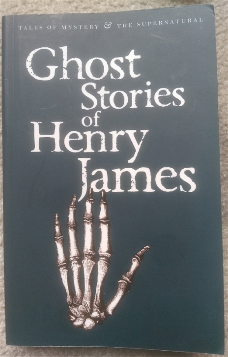 ghost stories henry james