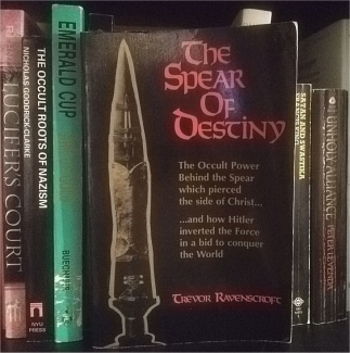 spear of destiny ravenscroft