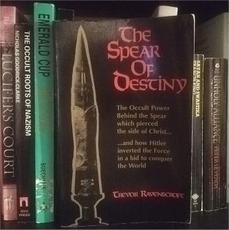 spear of destiny ravenscroft