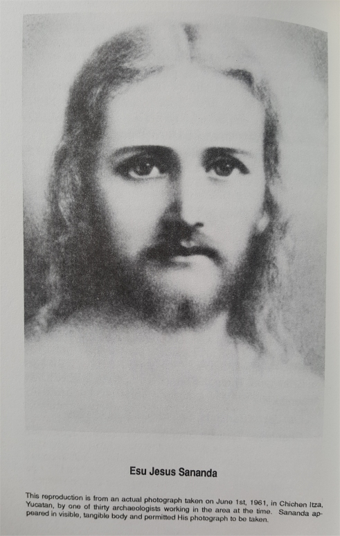 photograph of jesus