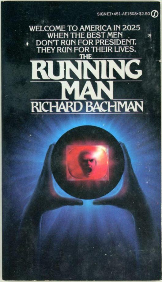 bachman running man