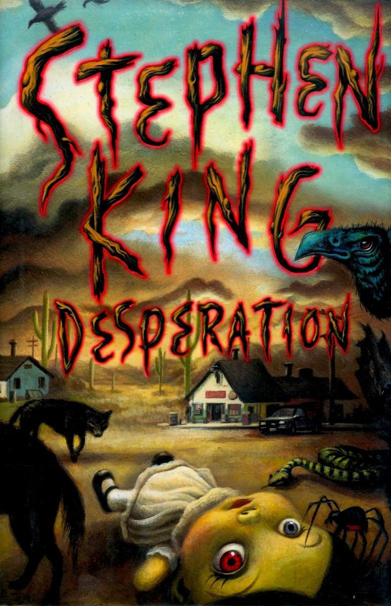 stephen king desperation