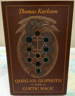 thomas karlsson Qabalah, Qliphoth and Goetic Magic