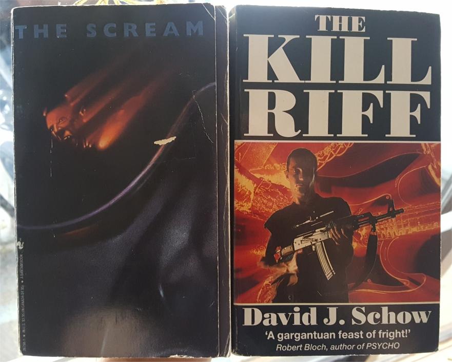 the scream and kill riff