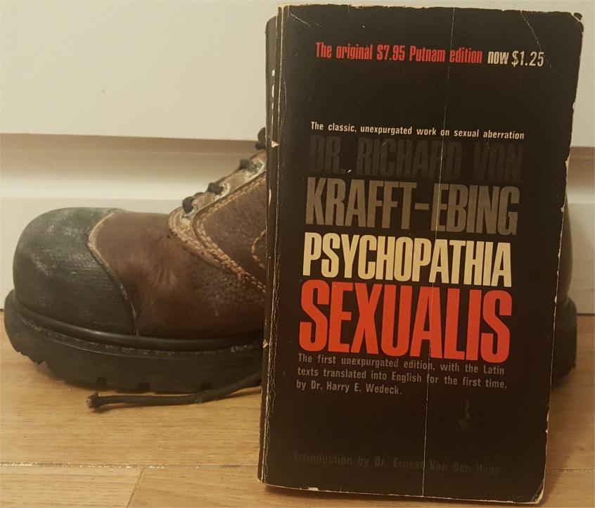 krafft-ebing psychopathia sexualis