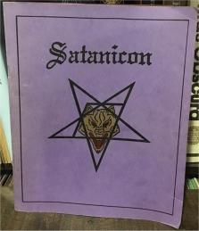 satanicon - adrian clavex