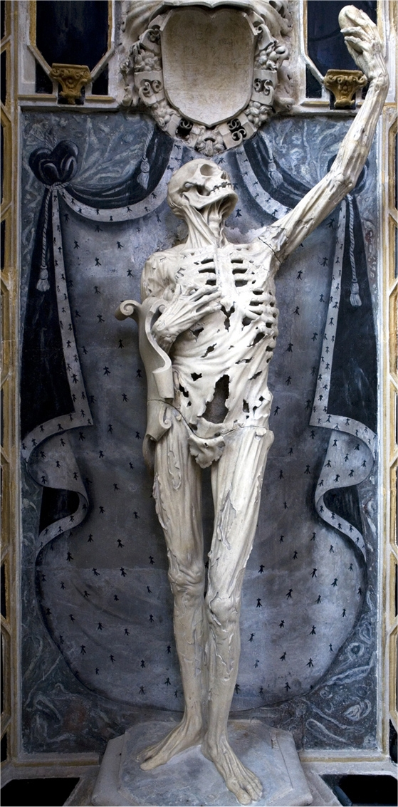 cadaver tomb rene chalon richier