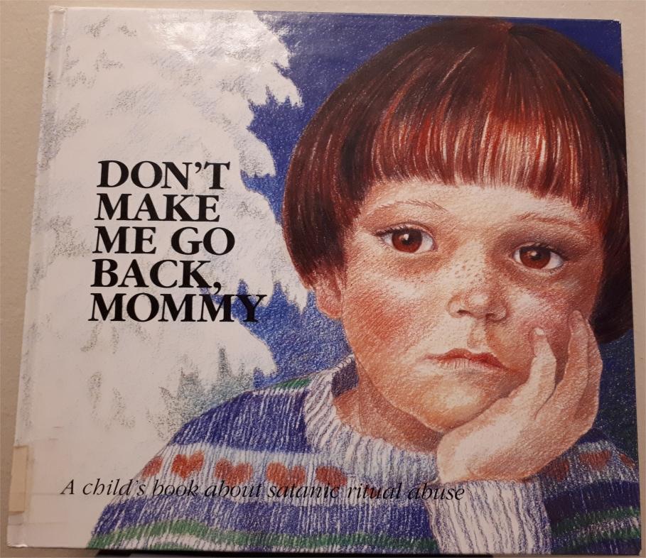 don't make me go back, mommy - doris sanford