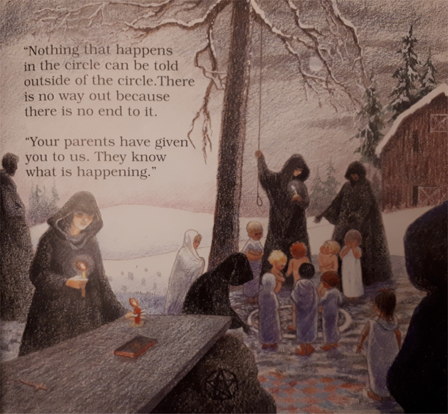 perverse satanic ritual
