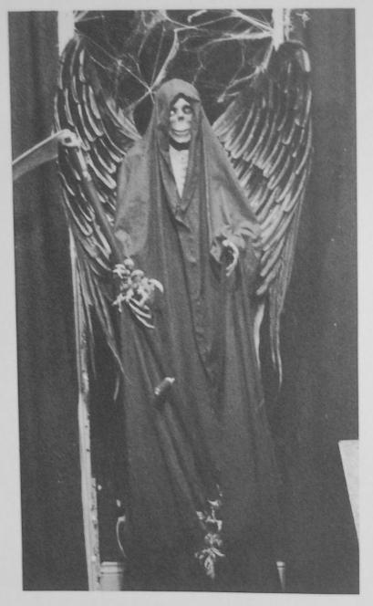 wendell necromancy angel of death