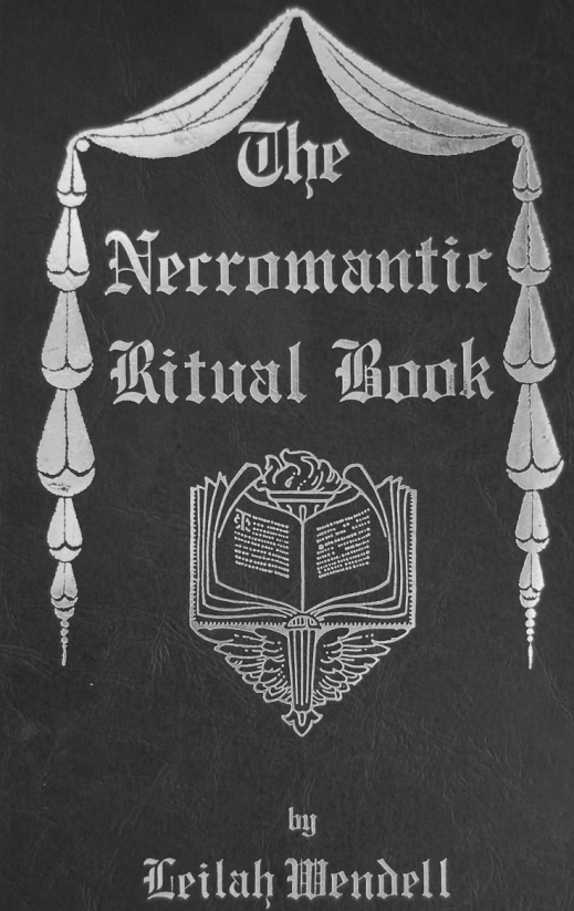 wendell necromantic ritual book