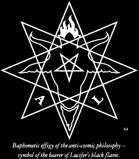 baphometic effigy