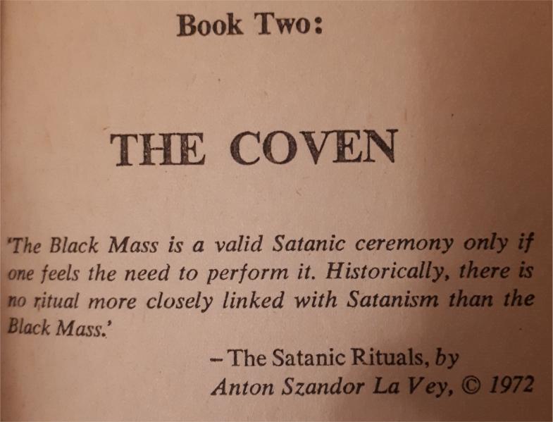 satan sleuth lavey quote