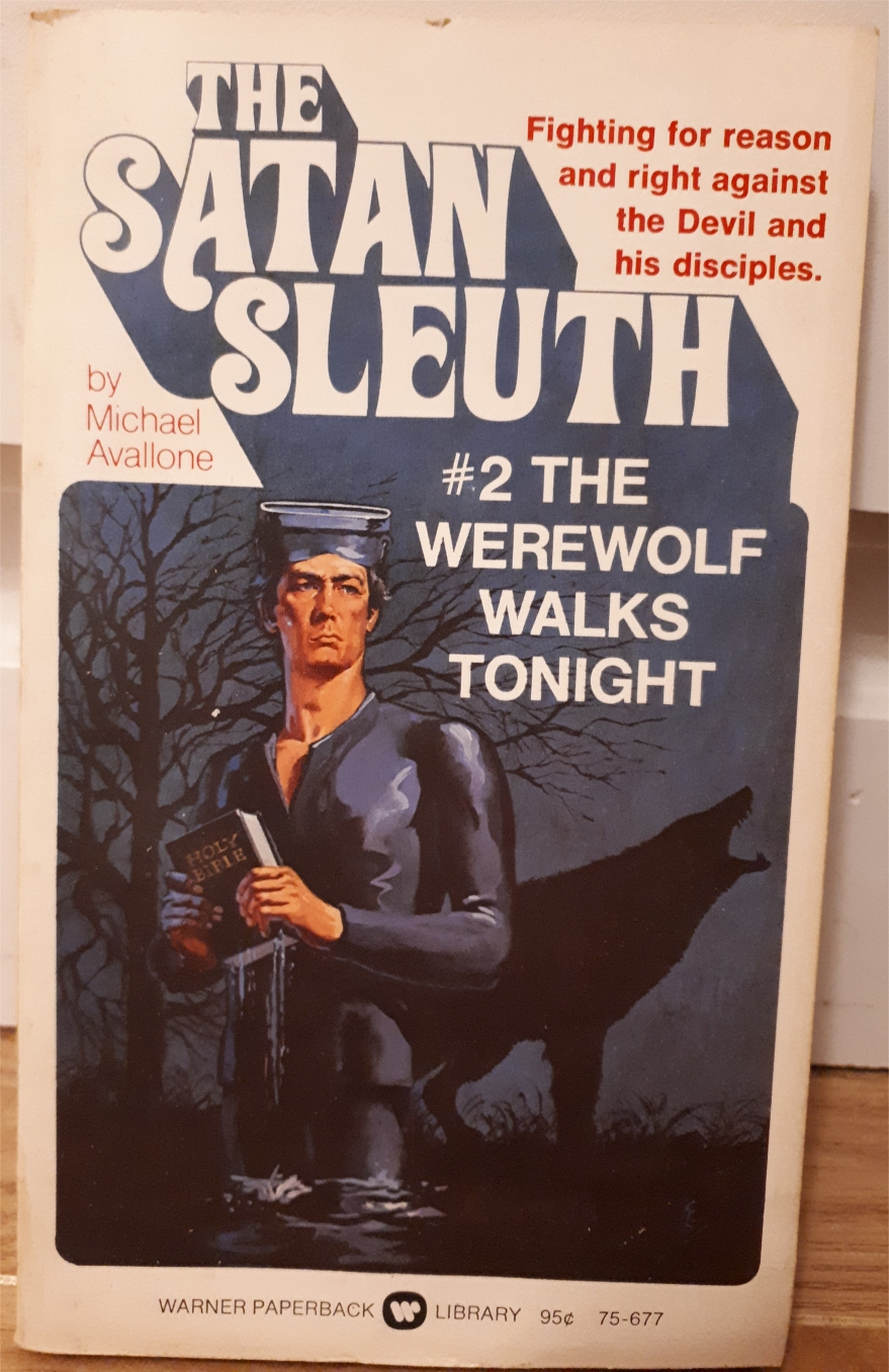 satan sleuth the werewolf walks tonight avallone