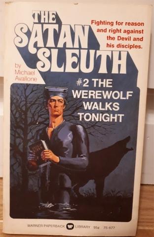 satan sleuth the werewolf walks tonight avallone