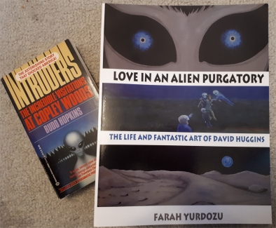 love in an alien purgatory david huggins