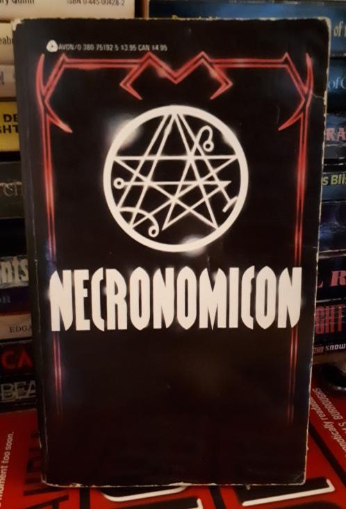 necronomicon simon