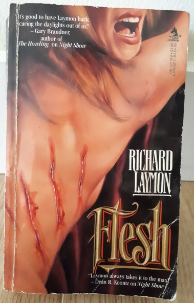 flesh - richard laymon