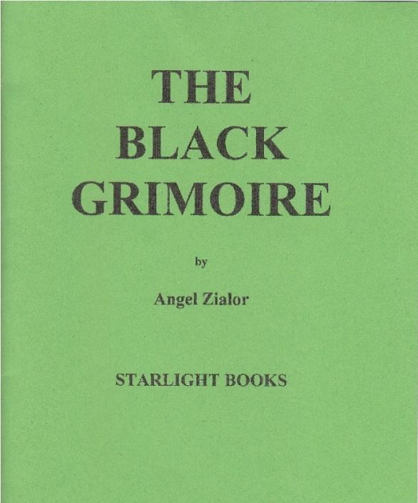 black grimoire angel zialor