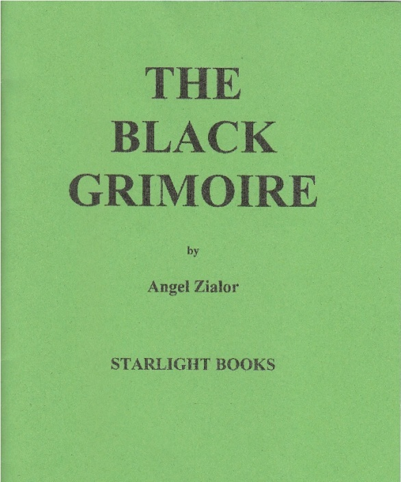 black grimoire angel zialor