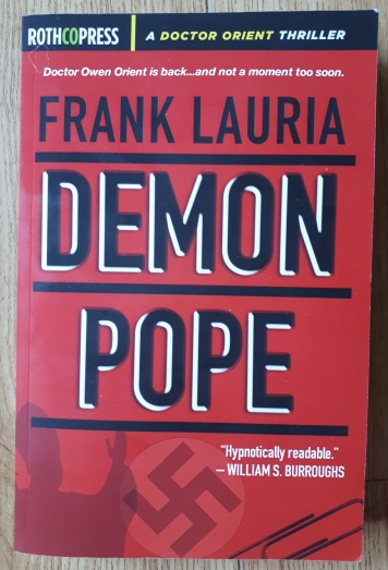frank lauria demon pope
