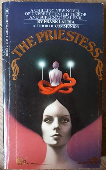 the priestess frank lauria