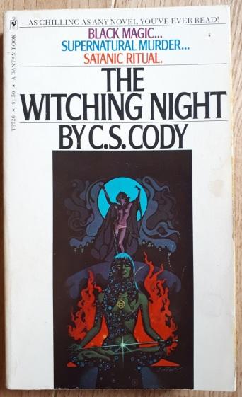 the witching night c.s. cody
