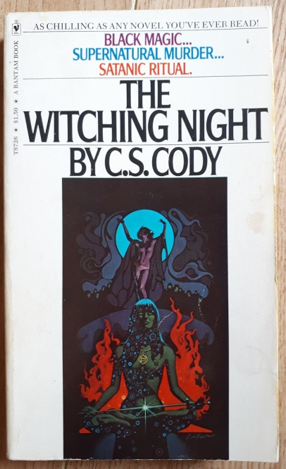 the witching night c.s. cody